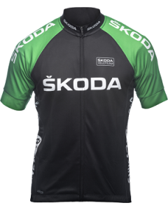 SKODA Radsport-Trikot 2019/2020