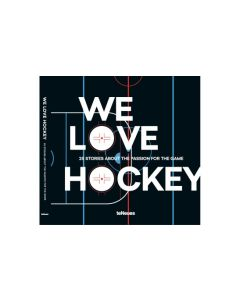 "Buch ""We love Hockey"", Gebunden"
