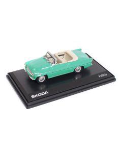 Modellauto Felicia Cabriolet Oldtimer (1964), 1:43